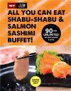 Salmon Shabu Seasonal Menu