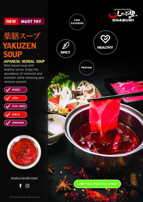 Yakuzen Soup