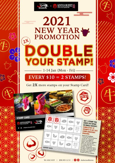 S&K New Year Promotion